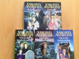 Pakket a 5 delen van de Melody-serie - V. Andrews