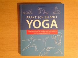 Praktisch en snel yoga - J. Reignier