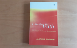 A passion for trurh - A.E. McGrath