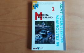 Acht toeristische vaarroutes in Midden-Nederland