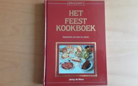 Het feestkookboek - J. de Moor