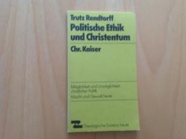 Politische Ethik und Christentum - T. Rendtorff
