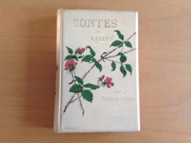 Contes & recits - F. Coppee