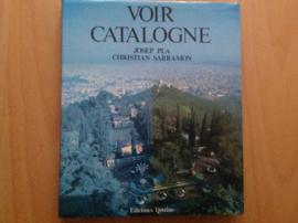 Voir Catalogne - J. Pla / C. Sarramon