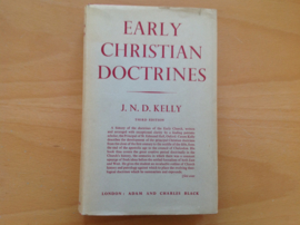 Early Christian Doctrines - J.N.D. Kelly