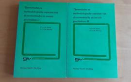 Set a 2x Theoretische en methodologische aspecten van de economische en sociale geschiedenis - P. Geurts / F. Messing