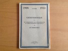 Gedenkboekje van de Vereeniging tot evangelisatie ... te Oudshoorn - C. Haasbeek