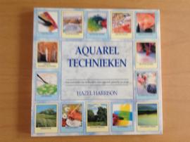 Aquareltechnieken - H. Harrison