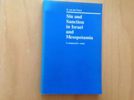 Sin and Sanction in Israel and Mesopotamia - K. van der Toorn