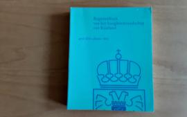 Regentenboek van het hoogheemraadschap van Rijnland - M.H.V. van Amstel -Horak / R.W.G. Lombarts