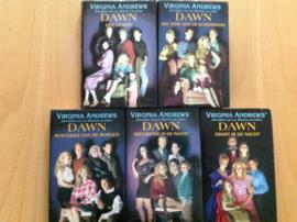 Pakket a 5 delen van de Dawn-serie - V. Andrews