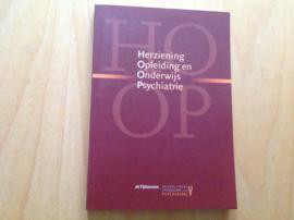 HOOP: Herziening Opleiding Onderwijs Psychiatrie