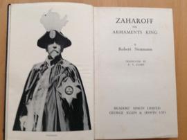 Zaharoff the Armaments King - R. Neumann