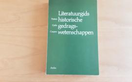 Literatuurgids historische gedragswetenschappen - H. Peeters / M. Gielis / Ch. Caspers