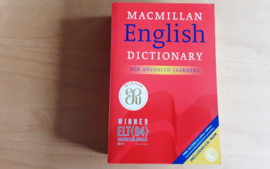 MacMillan English Dictionary - met cd-rom