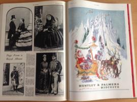 Ingebonden tijdschriften The illustrated London News / Holly leaves / The sphere