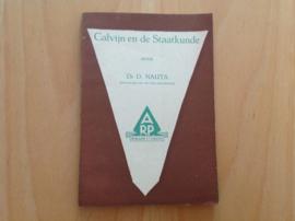 Calvijn en de Staatkunde - D. Nauta