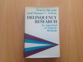Delinquency research - T. Hirschi / H.C. Selvin