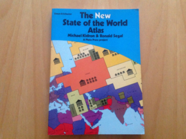 The New State of the World Atlas - M. Kidron / R. Segal