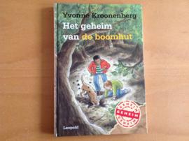 Het geheim van de boomhut - Y. Kroonenberg