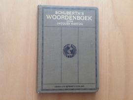 Schuberth's woordenboek - J. Hartog