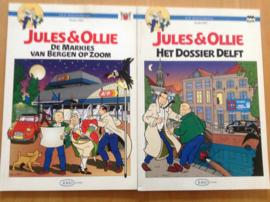 Pakket a 2x Jules & Ollie Detectivebureau