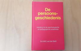 De persoonsgeschiedenis - A.M.C. van der Geld