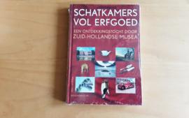 Schatkamers vol erfgoed - A. Ponsteen / E. Steendam /  J. Tegelaers / K. de Vries