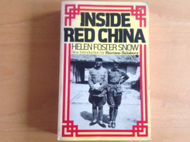Inside Red China - H. Foster Snow