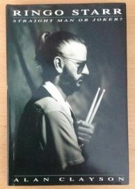 Ringo Starr. Straight man or joker? - A. Clayson