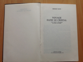 Voyage dans le cristal - G. Sand