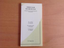 Zoeken naar een nieuwe taal - Th. de Boer / E. Schroten / B. Goudzwaard / J. Tennekes / J. Hoeksema / G. Dekker