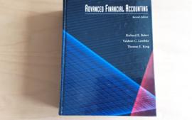 Advanced Financial Accounting - R.E. Baker / V.C. Lembke / T.E. King