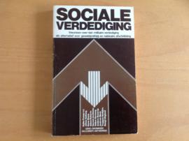 Sociale verdediging - H. Tromp en anderen