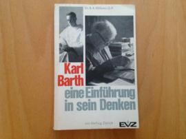 Karl Barth eine Einführung in sein Denken - B.A. Willems O.P.