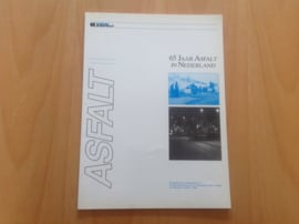 65 Jaar asfalt in Nederland