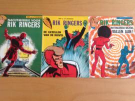 Pakket a 3x Rik Ringers - Tibet / A.P. Duchateau