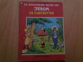 De wonderbare reizen van Jerom de tijmtrotter, nr. 1 - W. Vandersteen