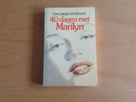 Veertig dagen met Marilyn - H.J. Lembourn