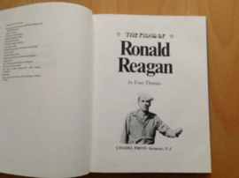 The films of Ronald Reagan - T. Thomas