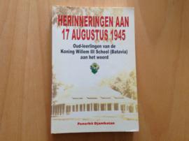 Herinneringen aan 17 augustus 1945