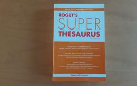 Roget's Super Thesaurus - M. McCutcheon