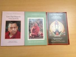 Pakket a 3x Lama Zopa Rinpoche