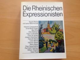 Die Rheinischen Expressionisten - A. Macke und seine Malerfreunde, u.a. Max Ernst