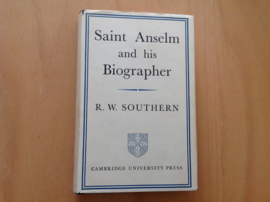 Saint Anselm and his Biographer - R.W. Southern