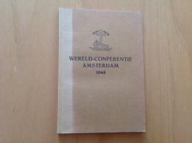 Wereld-conferentie Amsterdam 1948