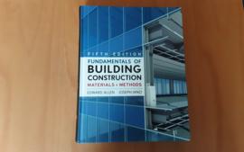 Fundamentals of Building Construction materials & methods - E. Allen / J. Iano