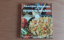 Heerlijke gerechten uit de Spaanse keuken - W. Andriga