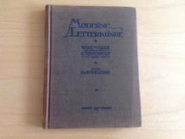 Moderne letterkunde - B. Wielenga