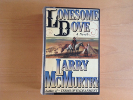 Lonesome dove - L. McMurtry